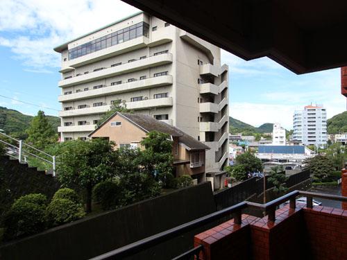 リビング側の眺望