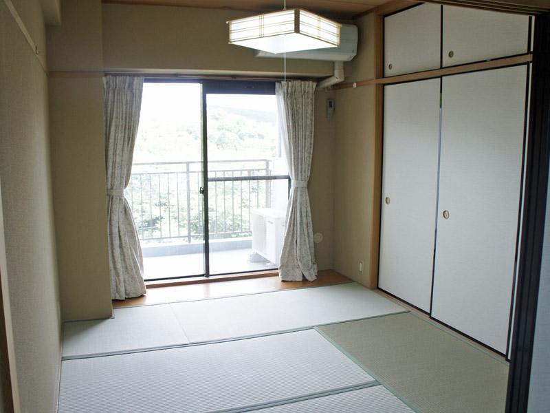 4.5畳の和室