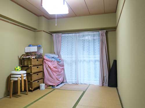 和室6畳(東側)
