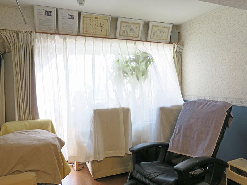 洋室約13.8畳