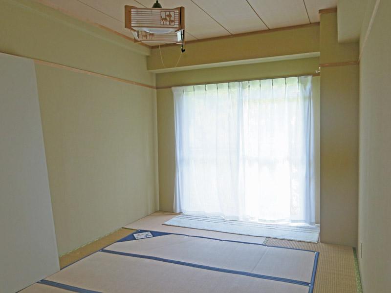 東側和室6畳