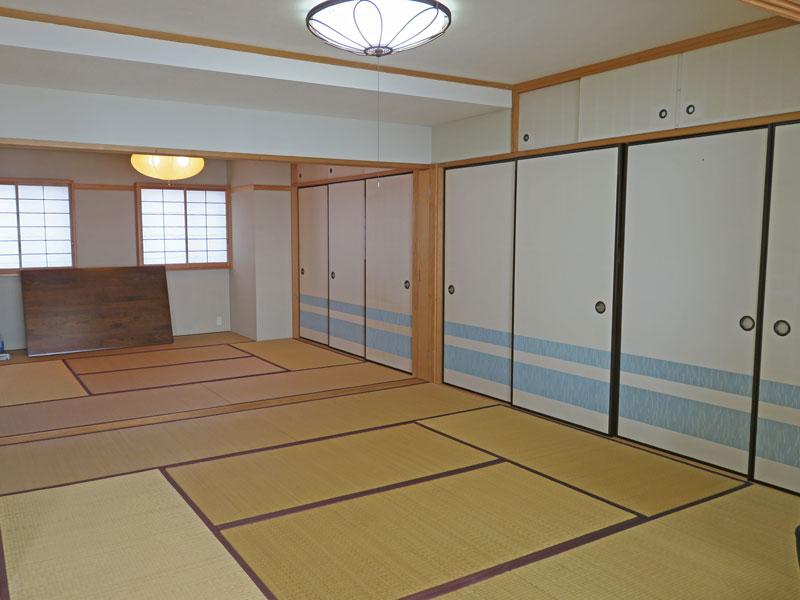和室約7.7畳・和室約8畳