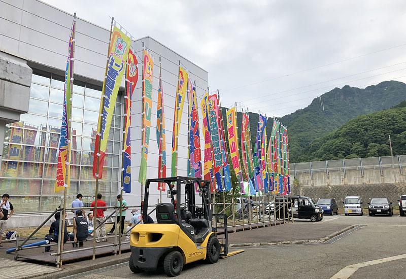 大相撲雪国湯沢場所