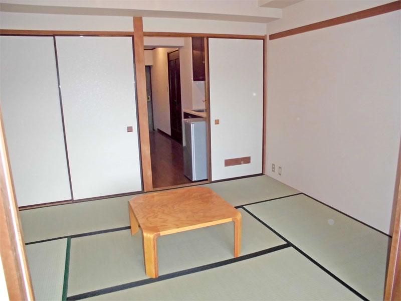 和室 6畳 収納付き