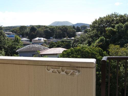 大室山を望む眺望