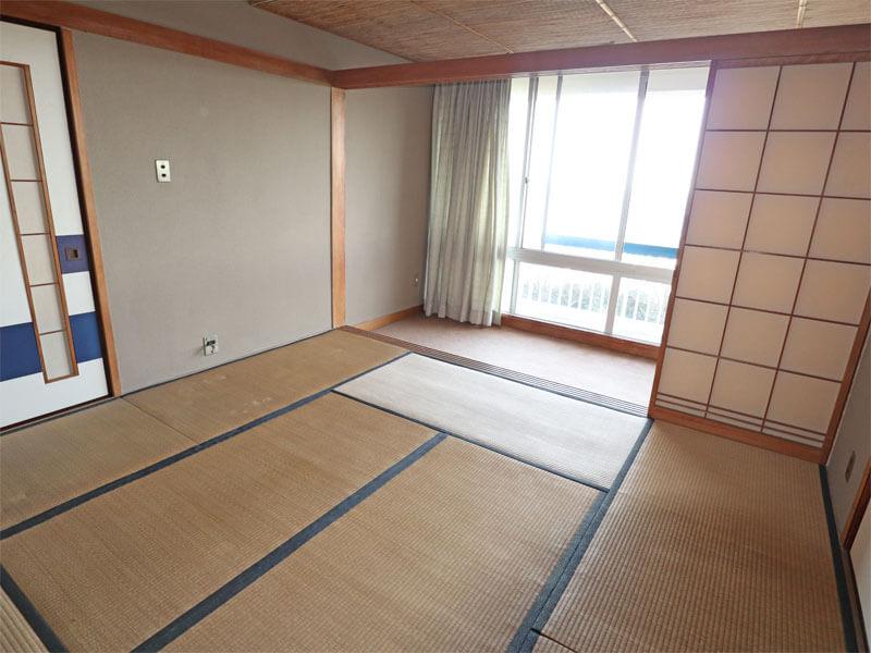 明るい和室8畳