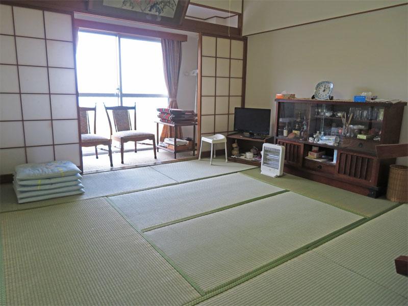 広縁付きの和室