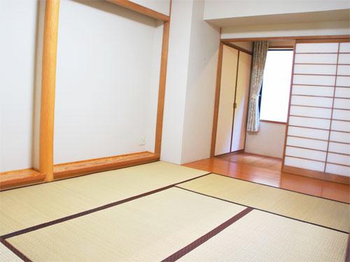 広縁付き和室6畳