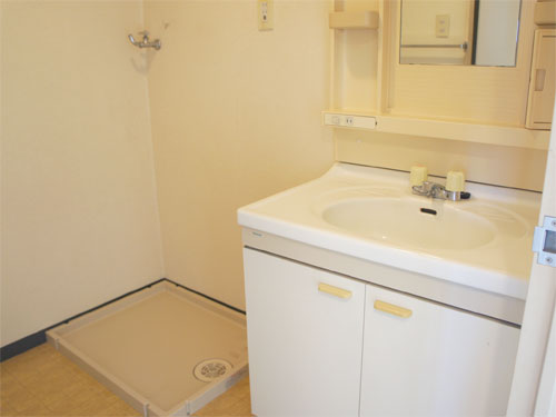 洗面室/室内洗濯機置き場