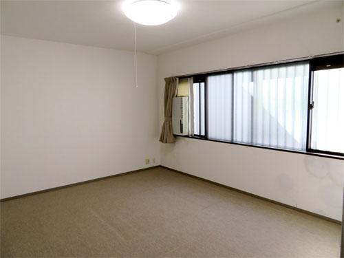 明るい洋室11畳
