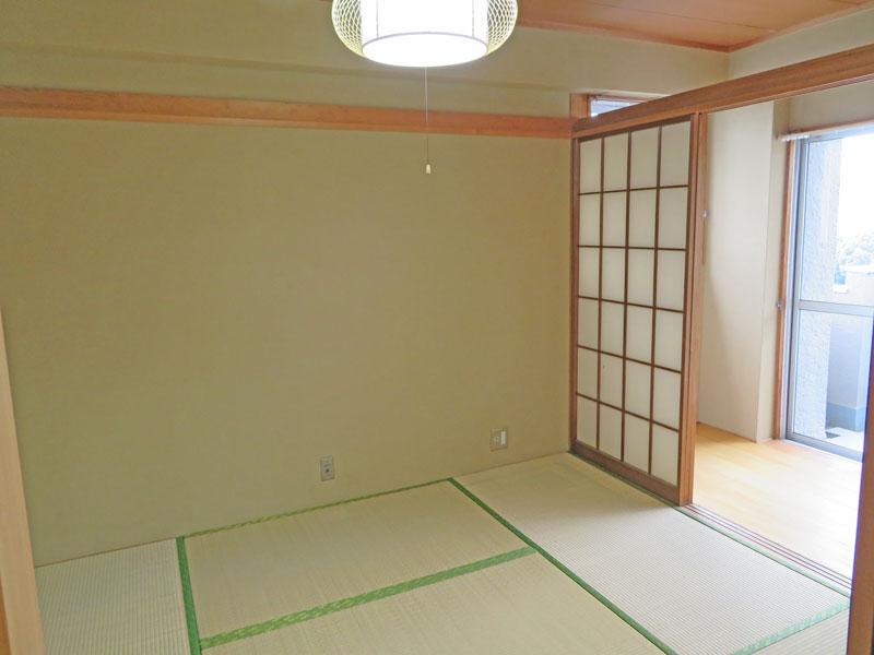 収納・広縁付き和室6畳