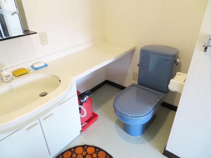 トイレ洗面付き