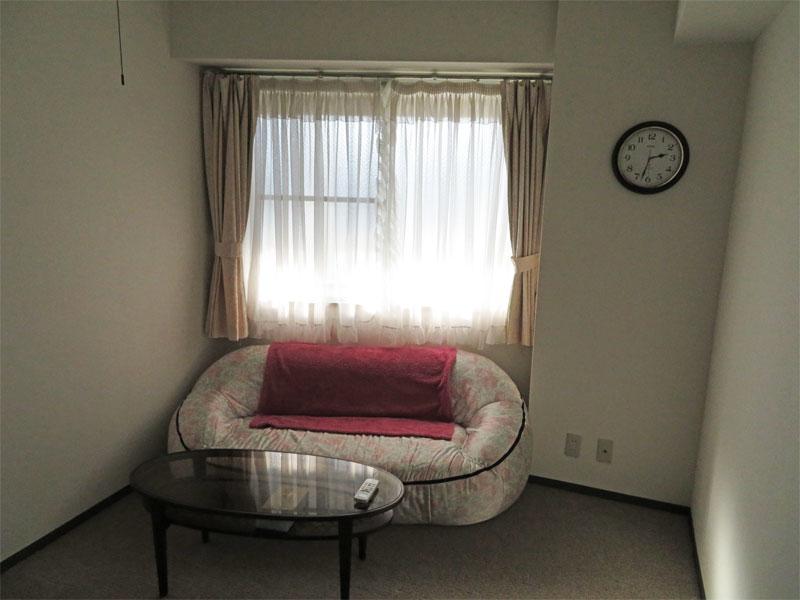 洋室もあります。