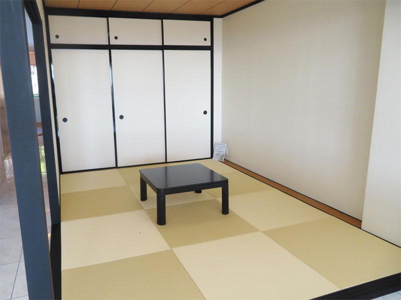 和室 おしゃれな琉球畳