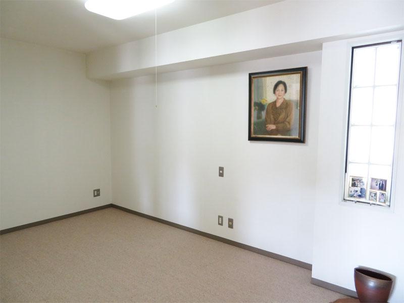 収納ありの洋室7.6畳