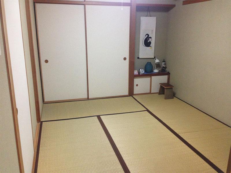奥野和室6畳