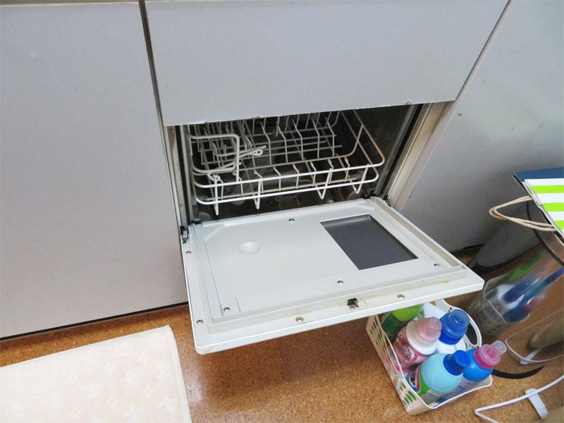 キッチン 食器洗浄機付き