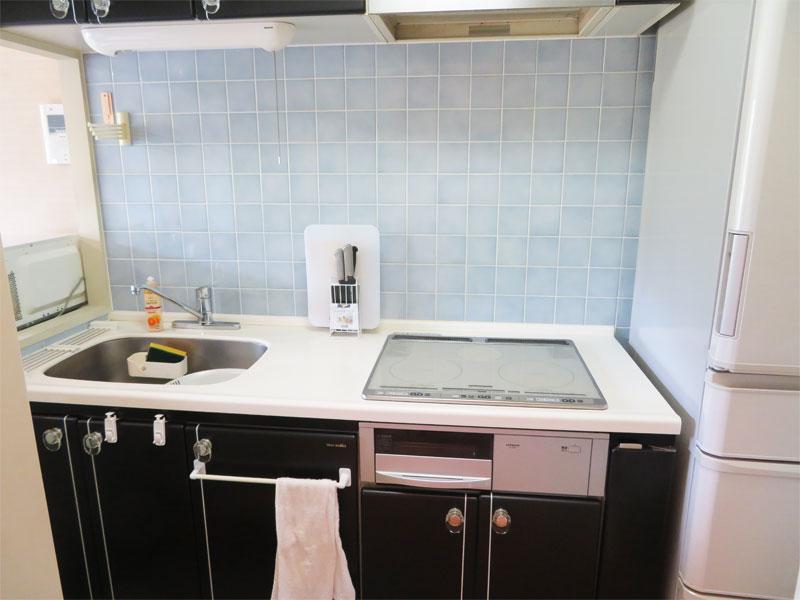 キッチン IH