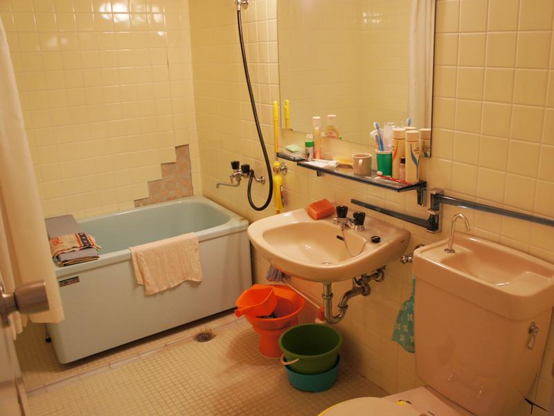 浴室・トイレ・洗面室