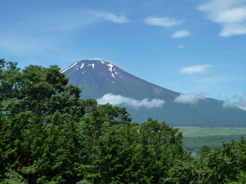 ダイアパレス山中湖 62741 お部屋からの景色