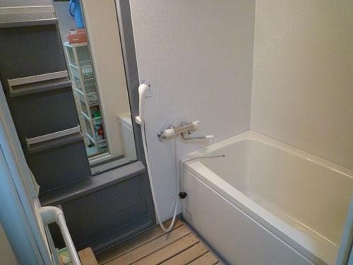 リフォーム済みの浴室