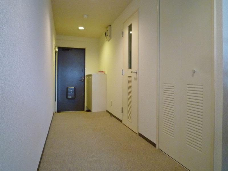 玄関・廊下部分