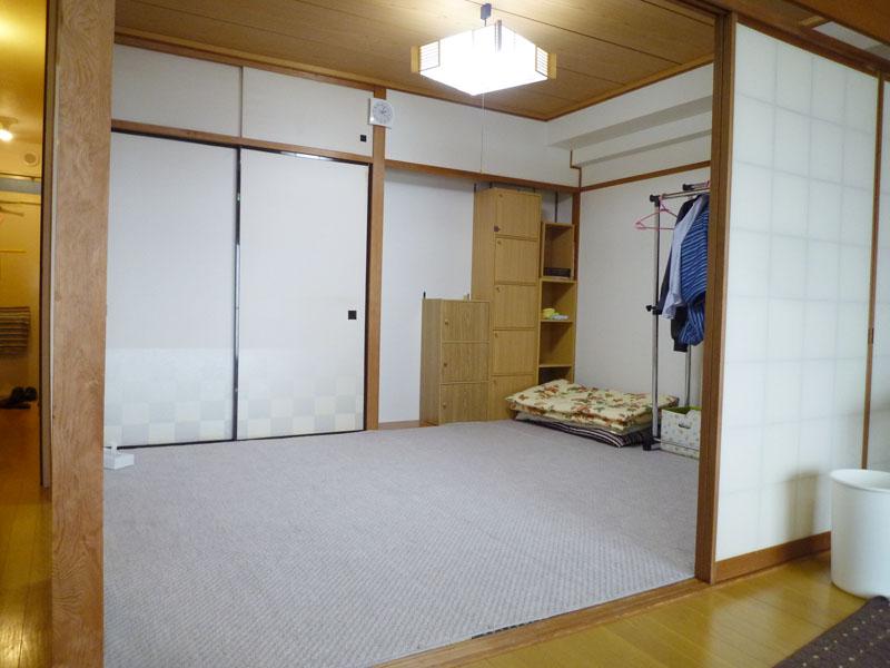 収納・床の間付きの和室