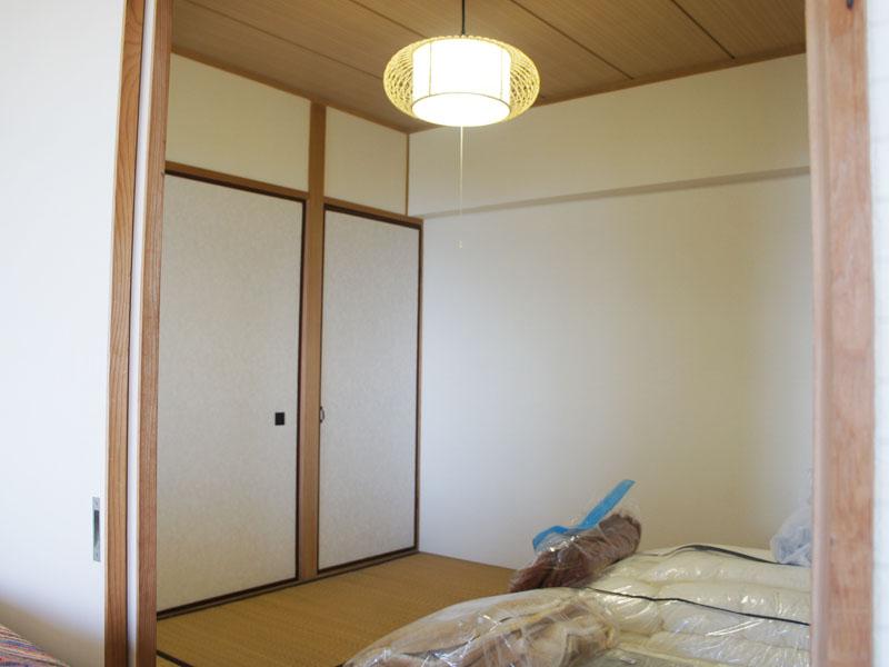 収納付きの和室