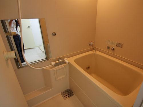 温泉引込のお風呂