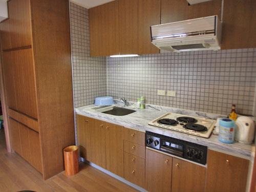 清潔感あるキッチン