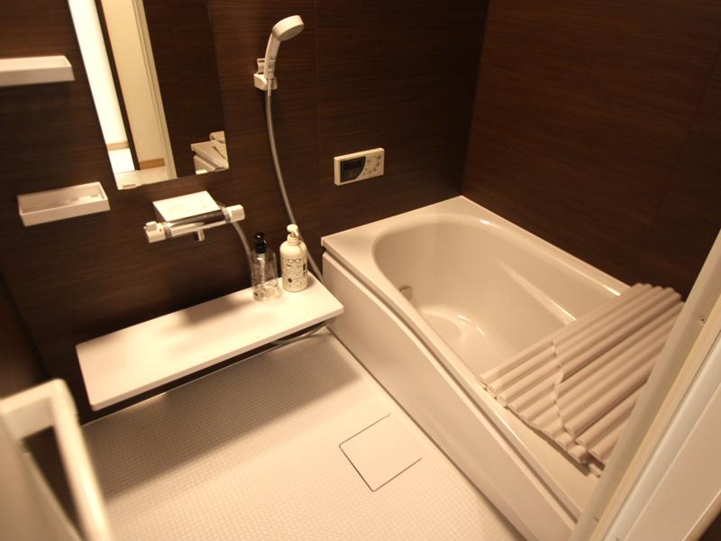 浴室もリフォーム済み