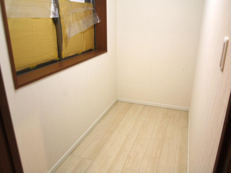 玄関横の収納