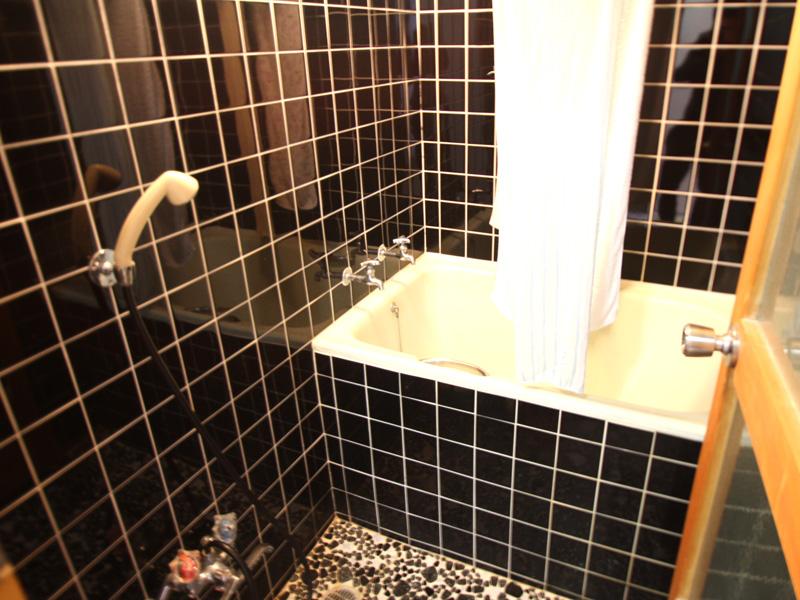 浴室(温泉ではありません)