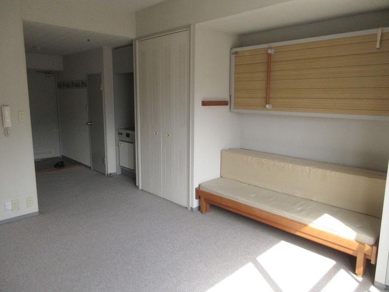 2段式ソファーベッド