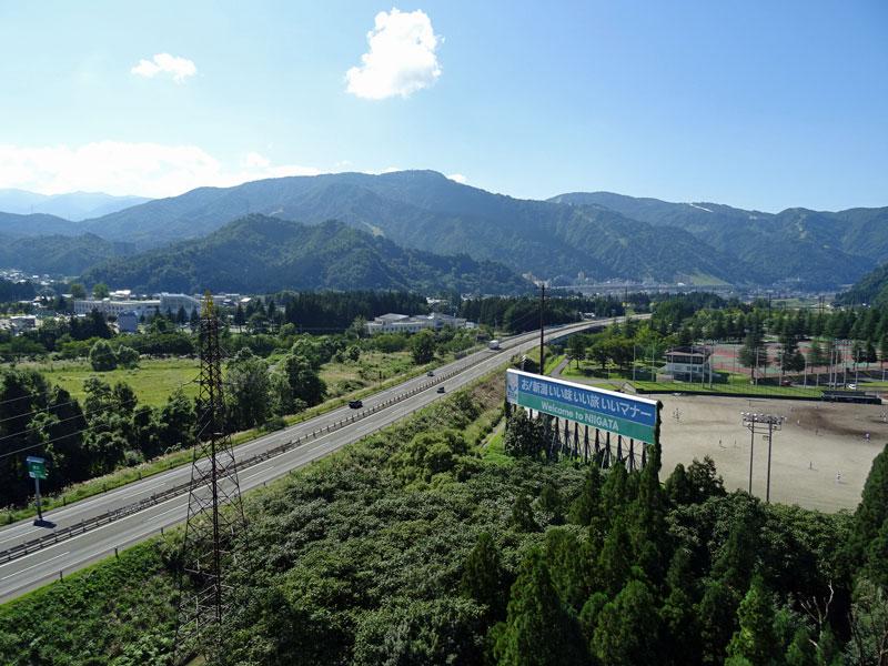 ヴィクトリア・タワー湯沢 眺望写真
