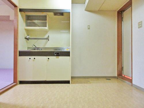 キッチンまわりのスペース