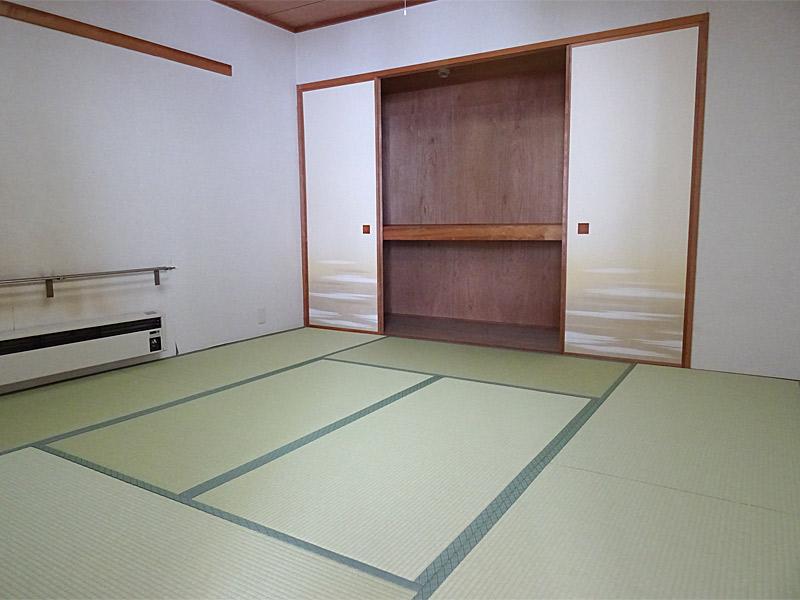 約8畳の和室