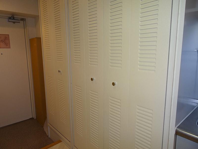 玄関脇収納スペース